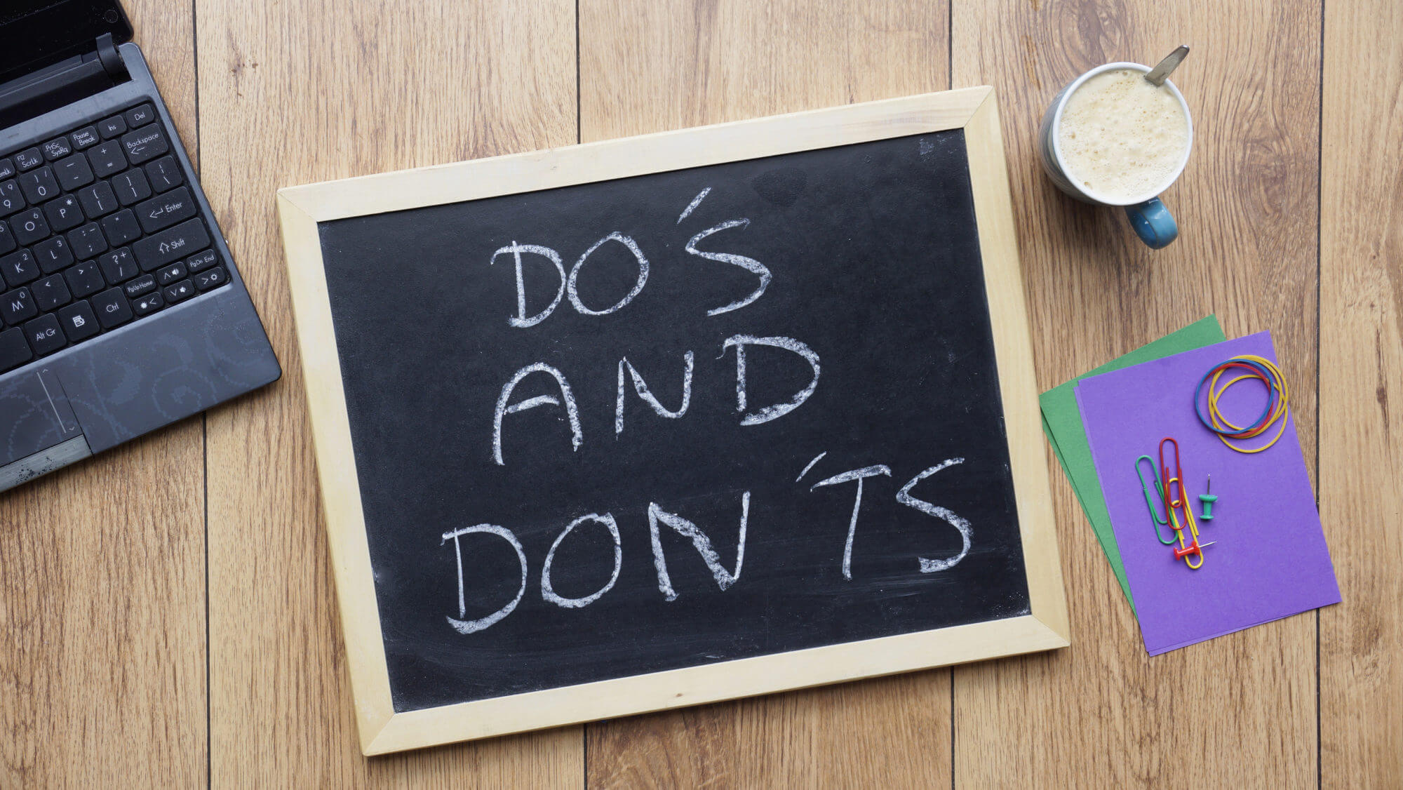 do's and don'ts of insurance adjusting