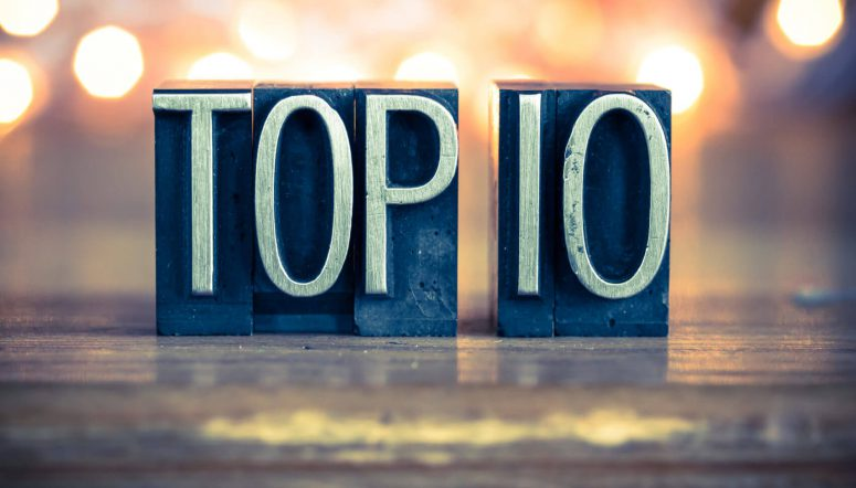AdjusterPro Top 10 Blog