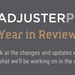 AdjusterPro 2020 Updates